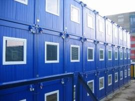 производство блок-контейнеров