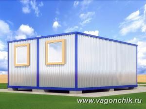блок-контейнер-офис