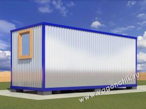 блок-контейнер ПроБК-03