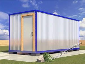 блок-контейнер ПроБК-05