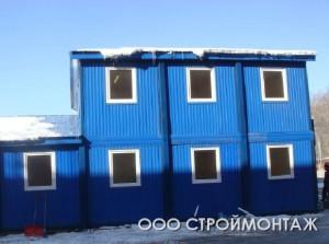 модульное здание в Самаре