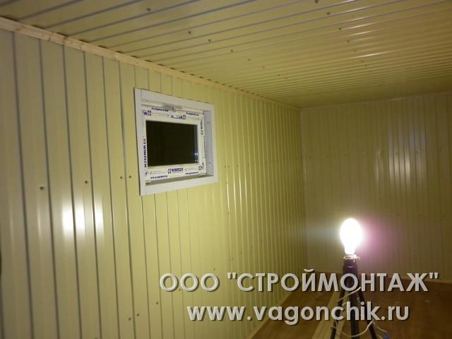 блок-контейнер складской