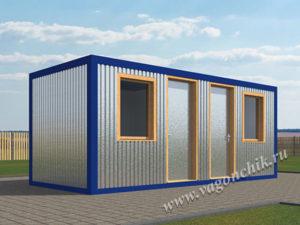 Блок-контейнер БК-022